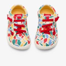 CAMPER Peu Multicoloured shoe for kids