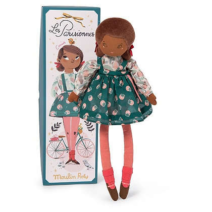 Parisiennes - Mademoiselle Cerise doll By Moulin Roty