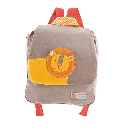 Lion Backpack - Les Papoum