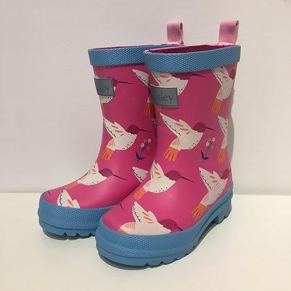 HATLEY Rain Boot HUMMING BIRDS