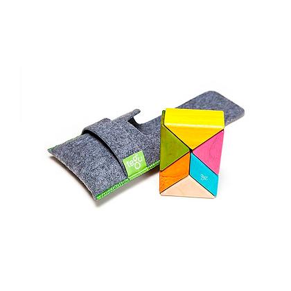 Tegu 6-Piece Pocket Pouch Prism - Tints