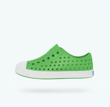 NATIVE JEFFERSON GRASSHOPPER GREEN size 11-4J