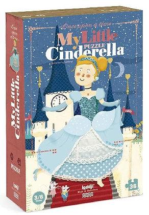 Puzzle - My Little Cinderella By Londji & Txell Darne