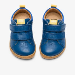 CAMPER Peu Blue sneaker for kids
