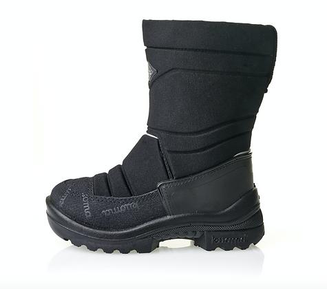 KUOMA PUTKIVARSI boots black