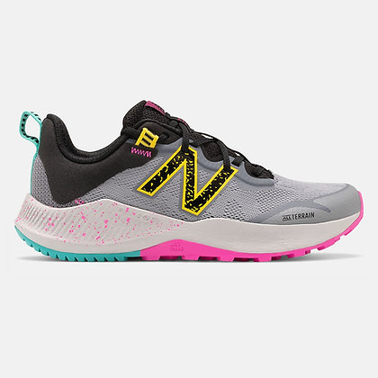 NEW BALANCE  NITREL v4 Gunmetal with Atomic Yellow & Fusion
