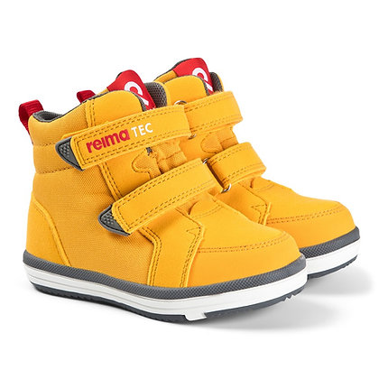 REIMA REIMATEC  PATTER  Ankle boots OCHRE YELLOW