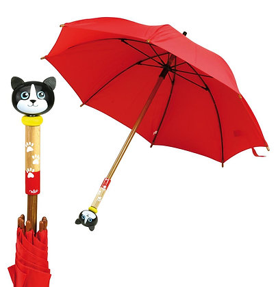 VILAC CAT RED UMBRELLA