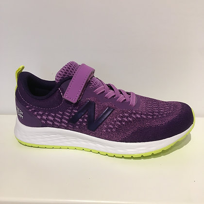 NEW BALANCE Fresh Foam Arishi PURPLE&LIME