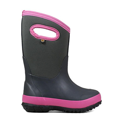 BOGS CLASSIC WINTER BOOTS PINK