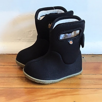 Bogs Baby Waterproof Boots BLACK