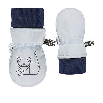 KOMBIBaby Animal Foldable Cuff Mittens  - Infants