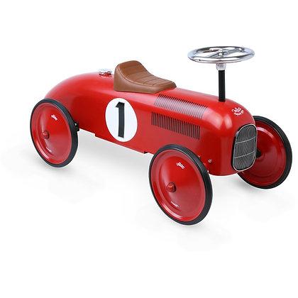 VILAC RED VINTAGE CAR