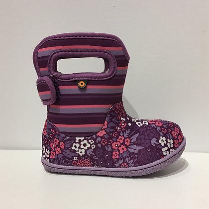 Bogs Baby Waterproof Boots FLOWERS