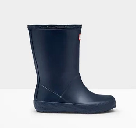 HUNTER Original Kids First Classic Rain Boots: Navy
