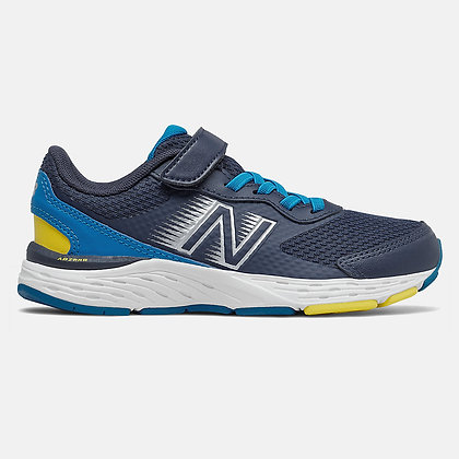 NEW BALANCE 680v6 BLUE/YELLOW