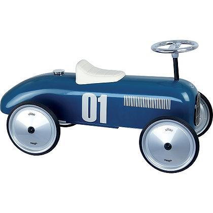 Ride On - Car, Vintage Blue  By Vilac