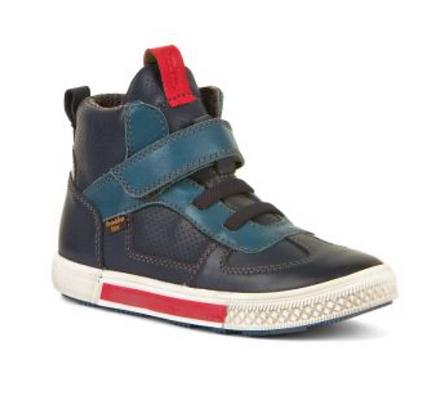 Froddo Waterproof Children's Ankle Boots Strike Tex Blue