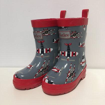 HATLEY Rain Boot PAPER PLANES