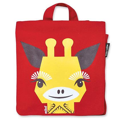 GIRAFFE Backpack By Coq en Pate
