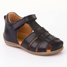 Froddo Leather Sandals DARK BLUE