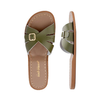 SWS CLASSIC SLIDE OLIVE