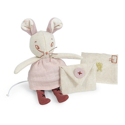 Apres la pluie - mouse tooth box By Moulin Roty & Lucille Michieli