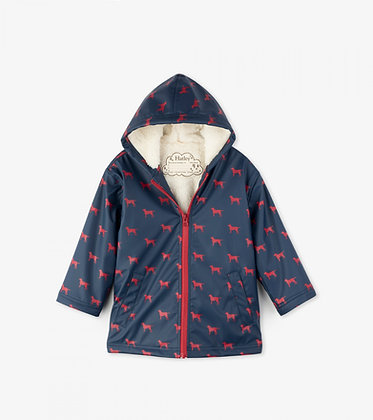 Red Labs Sherpa Lined Splash Jacket