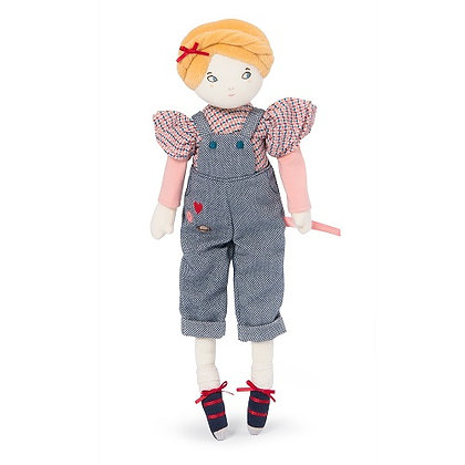 Parisiennes - Mademoiselle Eglantine doll By Moulin Roty