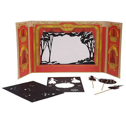 Histoires du Soir - theatre and shadow puppets  By Moulin Roty