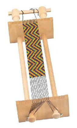 Weaving Frame for Beads  By Gluckskafer