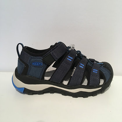 KEEN Newport NEO H2 BLUE NIGHTS/BRILLIANT BLUE 9-5J