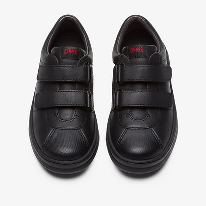CAMPER  BLACK SNEAKERS