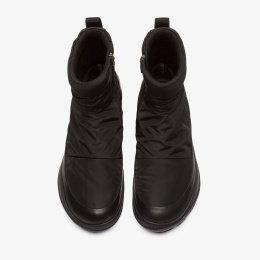 CAMPER Peu Pista Black Boots for Women