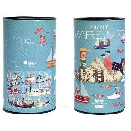 Puzzle - Mare Mio By Londji & Txell Darne