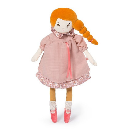 Parisiennes - Mademoiselle Colette doll By Moulin Roty