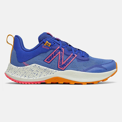 NEW BALANCE  NITREL v4 Faded Cobalt with Guava & Orange