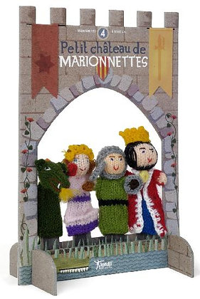 Londji - Finger Puppets - Princess and the Knight