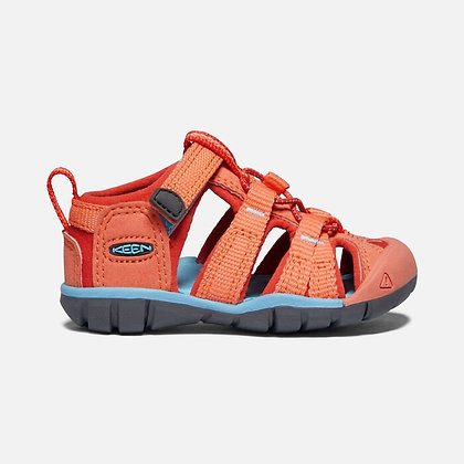 KEEN SEACAMP CORAL / POPPY RED