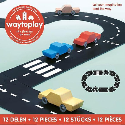 Ringroad (12pcs)  By waytoplay