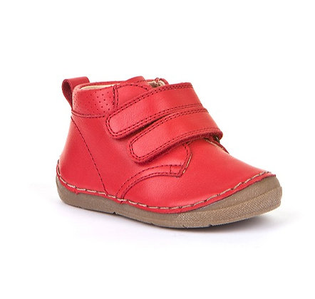 FRODDO ANKLE BOOTS RED