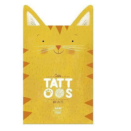 Tattoos - Cats  By Londji