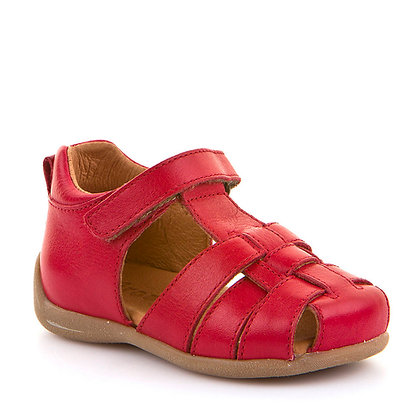 Froddo Leather Sandals RED