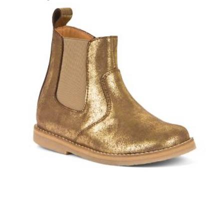 Froddo Children's Boots Chelys GOLD