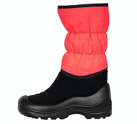 Kuoma Lumilyhty children's winter boots Pink