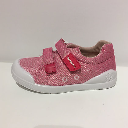 BIOMECANICS CANVAS SNEAKER SPARKLY PINK