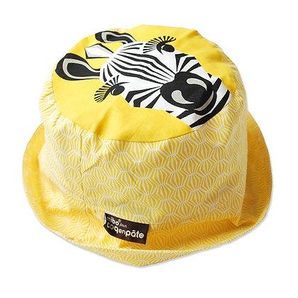 Zebra Sun Hat 2-3 YEARS