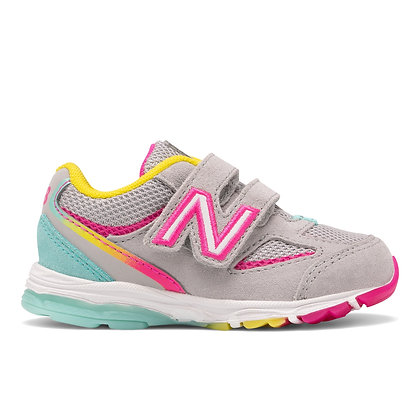 NEW BALANCE IO888GR2 GREY/RAINBOW