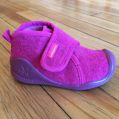 BIOMECANICS WOOL SLIPPERS FUCHSIA