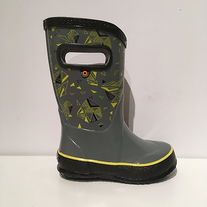 BOGS rain boots GREY MULTI